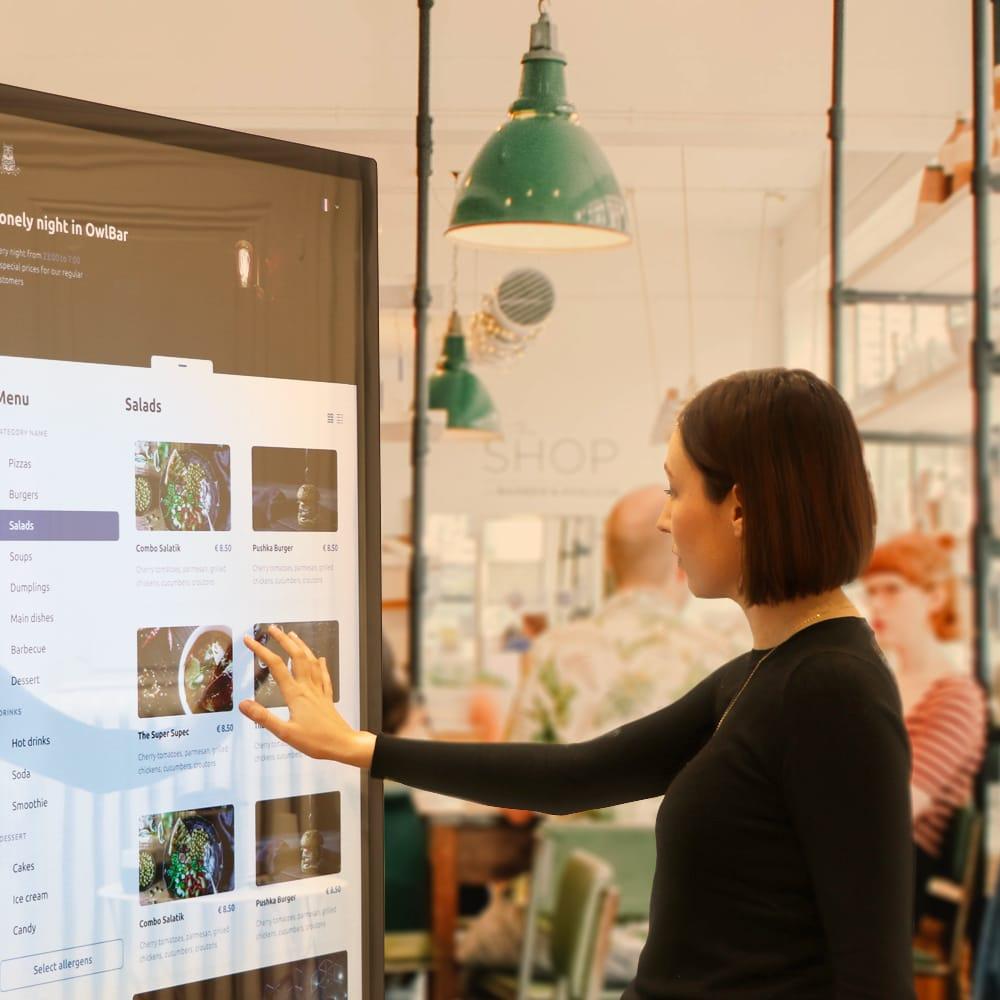 KleanTouch conçu pour écrans tactiles