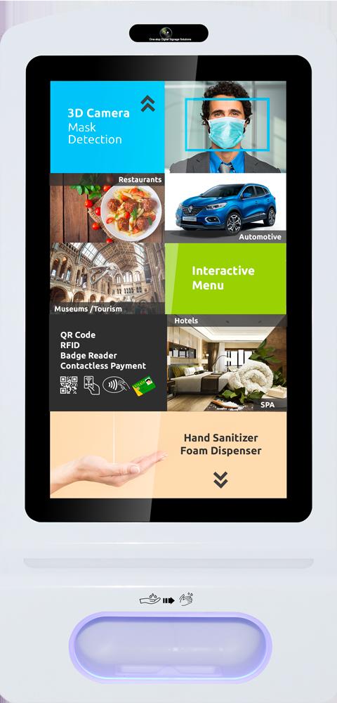 Smart Safe Station - Bénéfices