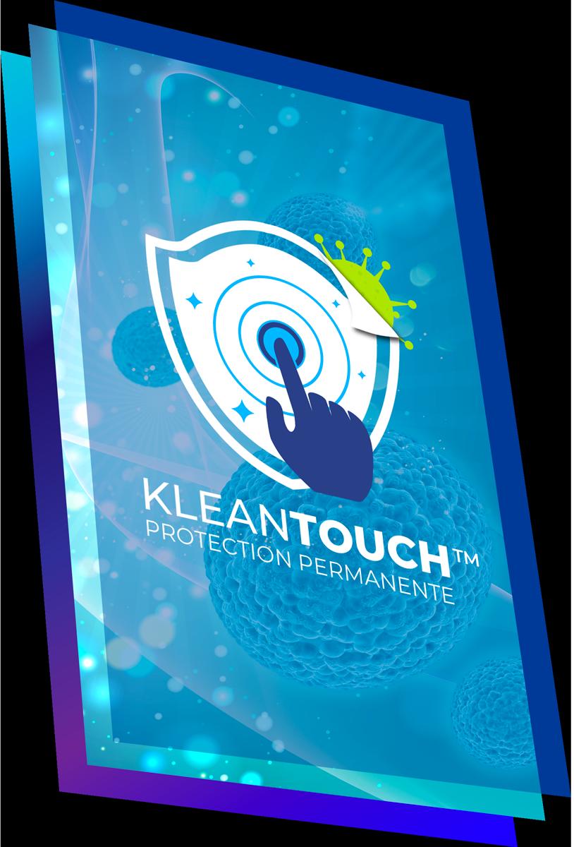 KleanTouch film antimicrobien - Bénéfices