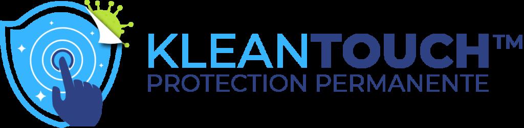 Logo KleanTouch - Couleur